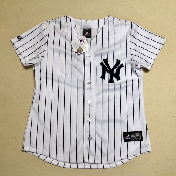 New York Yankees - NEW Authentic Tanaka Jersey ⚾️ eec48f34480